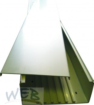 Kabelkanal-Mini 20/20 weiß