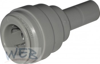 Reduzierteil  ARD0608M (Stutzen 8mm / Schlauch 6mm)