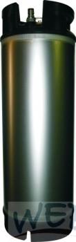 Container Edelstahl, 5 Gallonen (18,9L)