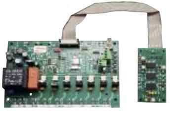Steuerelektronik für Kreislauf-Karbonator