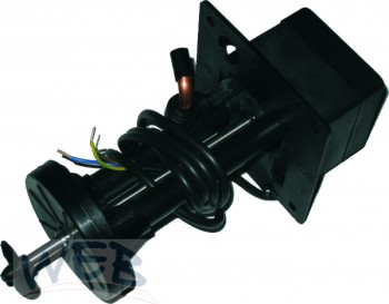 Rührwerksmotor 0,33A, mit Pumpe 5,5m  z.Bsp. für Kaltkarbonator