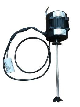 Rührwerksmotor zu 2/3 PS Karbonator