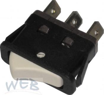 Schalter für Eisbankregler oder Thermostat zu WEB-Durchlaufkühler