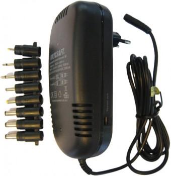 Steckernetzteil 100 - 240 V/AC 50/60 Hz Ausgang 9 - 24 V/DC max.
