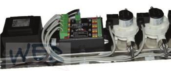 WEB-X2F4 WLAN Getränkezählerset 2-ltg. / FFC40 Flowmeter