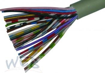 Kabel 30 x 0,14 LIYY
