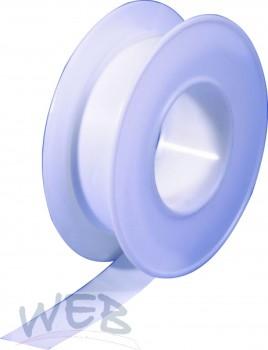 PTFE-Gewindedichtband  0,075mm Spule 12m / 12mm