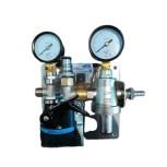 Wasserfilterstation regelbar,  +Vor- u.Hinterdruckman.+Tankventil