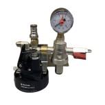 Wasserfilterstation / Tafelwasser-Filteranlage QL3 + Tankventil