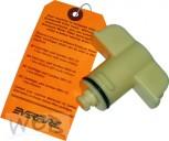 Blindstopfen QC zu Everpure Filterkopf