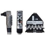 Postmix-Pistole mechanisch mit 10 Drucktasten