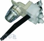 Flomatic PM-Hahn 202 mit GLS, ohne Haube, mechanische Ausführung