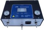 CO2-Flaschenumschalter mit elektronischer Überwachung