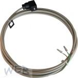 Anschlusskabel TS 3m (3x0,34) zu Digmesa Stecker