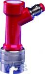 Steckkupplung  CC Gas