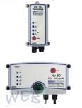 Gaswarngerät für 2 Räume - Überwachung Analox 50/50M