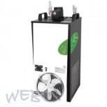 WEB - Untertheken - Wasserkühler CWP 300 (Green Line) 4 Coils