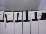 Schrumpfschlauch-Box, 2:1, 3,2 - 1,5 mm, schwarz, 15 m