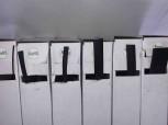 Schrumpfschlauch-Box, 2:1, 19 - 9 mm, schwarz, 5 m