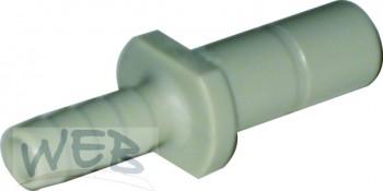 "Nippel-Stutzen 3/8""-1/4"" ATBC0604 (Nippel 6,5 mm)"