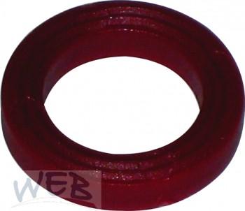 Flaschendichtung für CO2- & N2-Armatur rot/neu