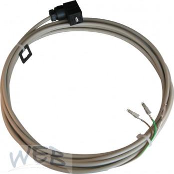 Anschlusskabel BU 3m (3x0,34) IMI zu Digmesa Stecker