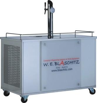 Mobile Wasser- und Sodawasser- Zapfanlage / VERWENDUNGSFERTIG