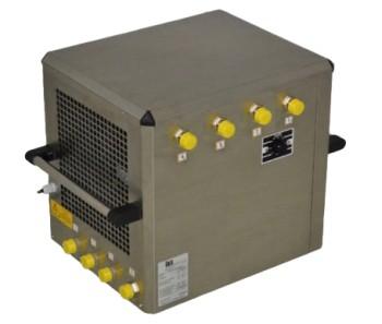 Obertheken - Trocken - Kühlgerät 4-leitig 1/2 PS