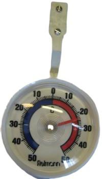 Bimetall Analog Außenthermometer