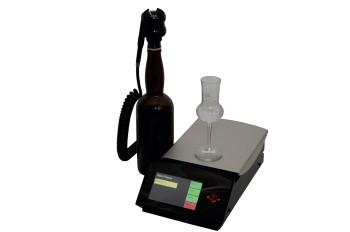 Gewichts-All-Bottle-System mit Touch-Display und Waage