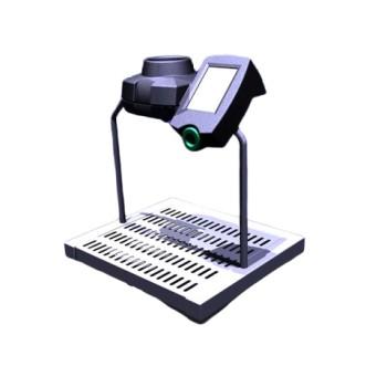 Transponder-All-Bottle-System OSCAR-kompakt, mit Touch-Display