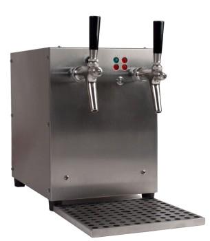 Glühweinerhitzer 9KW / 2-ltg / + Luftkompressor