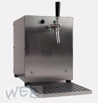 Getränke-Durchlauferhitzer 9KW  1-ltg. mit Luftkompressor