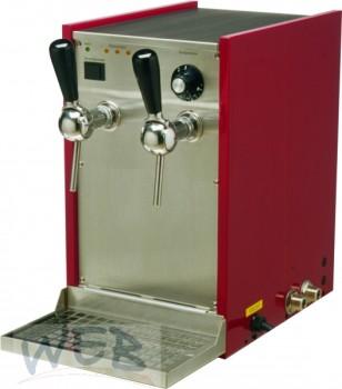 Getränke-Durchlauferhitzer OTHG 105/III 2-leitig mit 2 Zapfhähnen