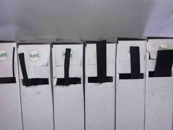 Schrumpfschlauch-Box, 2:1, 6,5 - 3 mm, schwarz, 10 m