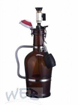 Siphon-Füller mit CO2 Vorspannung