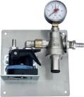 Wasserfilterstation regelbar ohne Tankventil, ohne Patrone