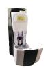 Desinfektionsstandsäule Edelstahl + automatischer Spender