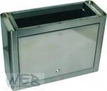 SOCKEL für Schankkopfgehäuse  255x360x130mm (hxbxt)