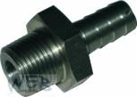 "Adaptor Stainless Steel 10 mm 3/8"""