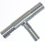 Reduzierverb. RT-10-7-10mm Edelstahl