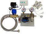 Wasserfilterstation / Tafelwasser-Filteranlage + Leckschutzsystem