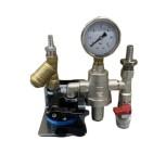 Wasserfilterstation / Tafelwasser-Filteranlage +Schmutzsieb +Gly