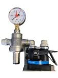 """Wasserfilterstation / Tafelwasser-Filteranlage QL3-b / 5/16""""+Mano"""