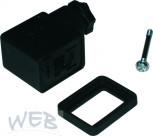 Magnetventil-Mini-Gerätesteckdose