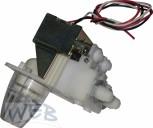 Flomatic Soda- und Wasserhahn elektrisch mit Doppelspule / SONDER
