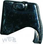 Manuell-Auslöser zu Glasschalterhebel für mechanische  Betätigung