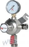 Zwischendruckregler 1ltg.,7bar,  MicroMatic, PREMIUM f.CO2/N2
