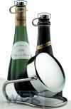 Tip Top Seal verchromter Sekt-& Weinflaschenverschluss