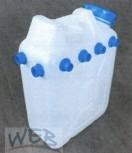 BIB Reinigungsbehälter 20L Volumen 5LTG
